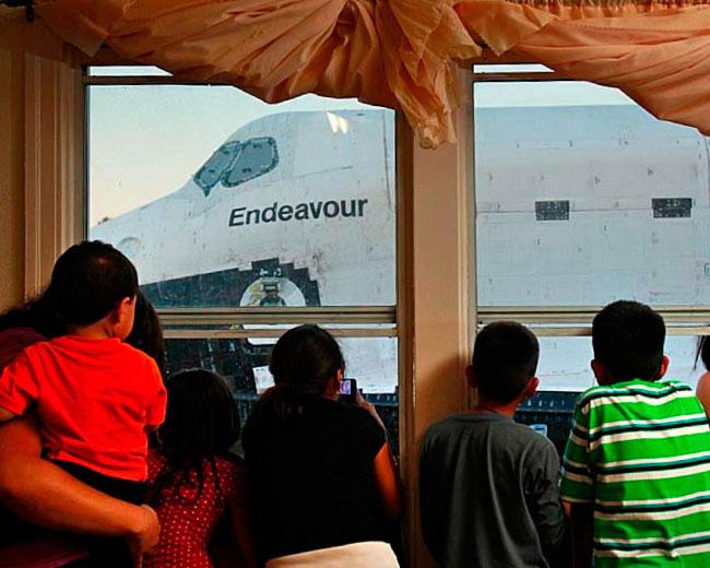 Endeavour: último viaje
