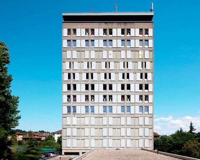 La torre animada